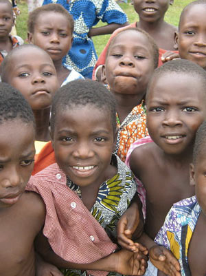children of Agome Sevah